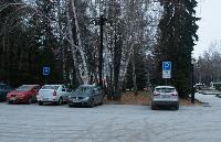 О парковках в День инвалидов