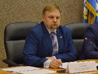 Олег Костиков: «Бюджет принят - будем жить, будем работать»