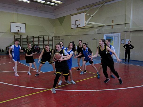 Определился  победитель муниципального этапа Школьной баскетбольной Лиги «КЭС-БАСКЕТ» среди команд девушек