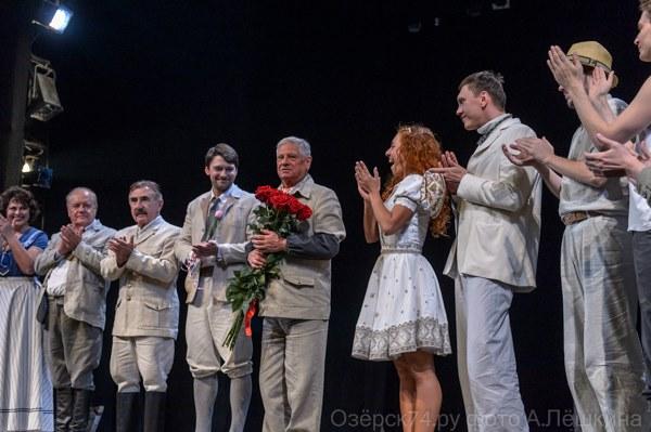 В театре «Наш дом» побывал ревизор из Москвы