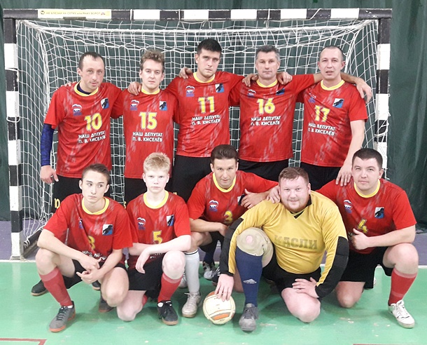 В чемпионате округа по мини-футболу состоялись игры третьего тура