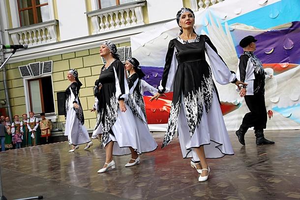 В День выборов в учреждениях культуры прошли концерты